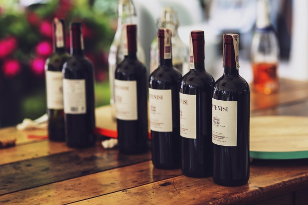 red wine valentine's day client relationships love
