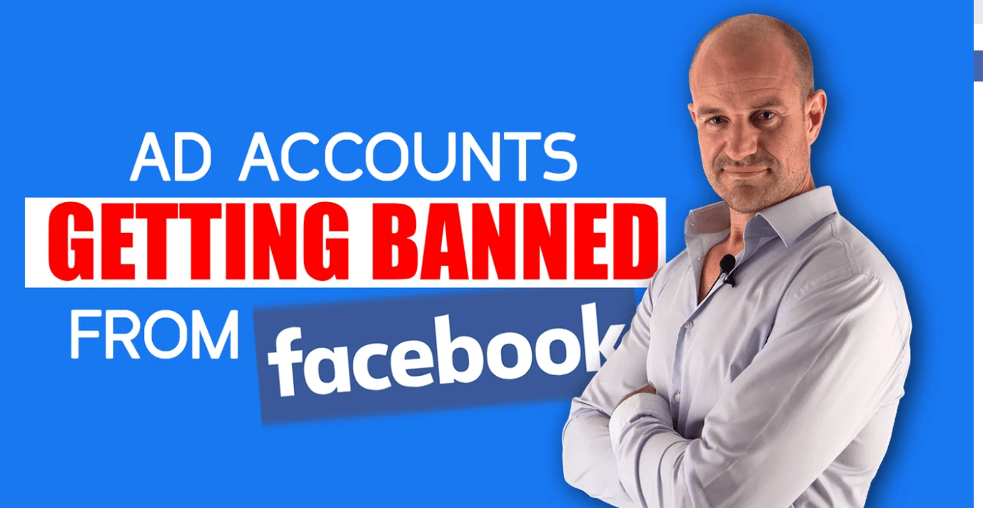 getting banned from facebook