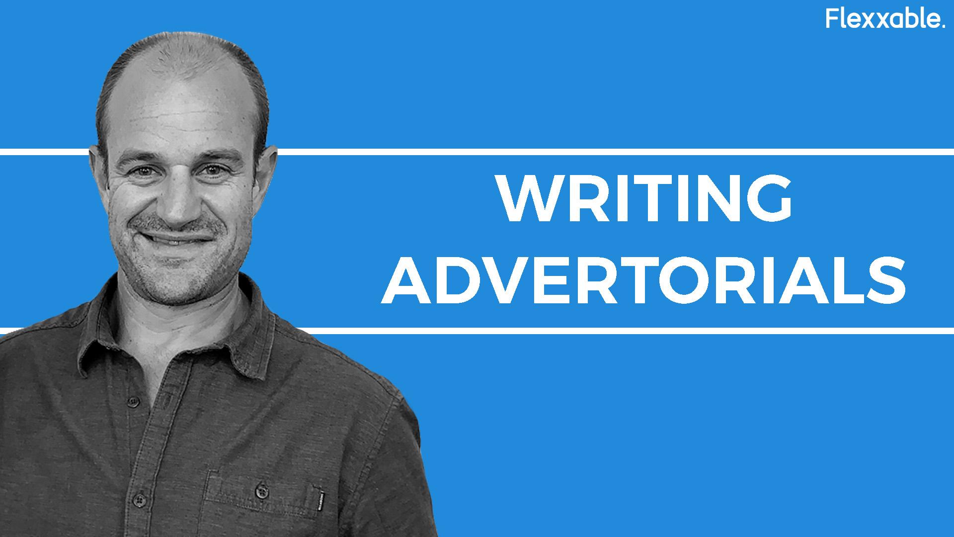 writing advertorials