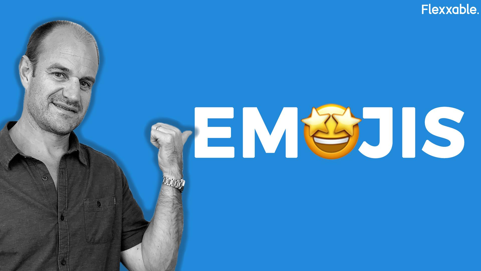 add emojis to facebook
