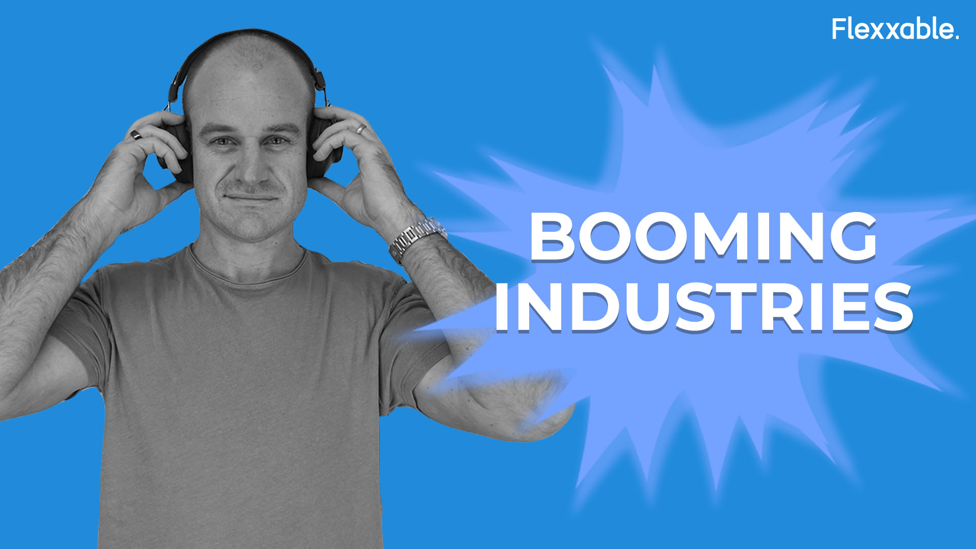 booming industries