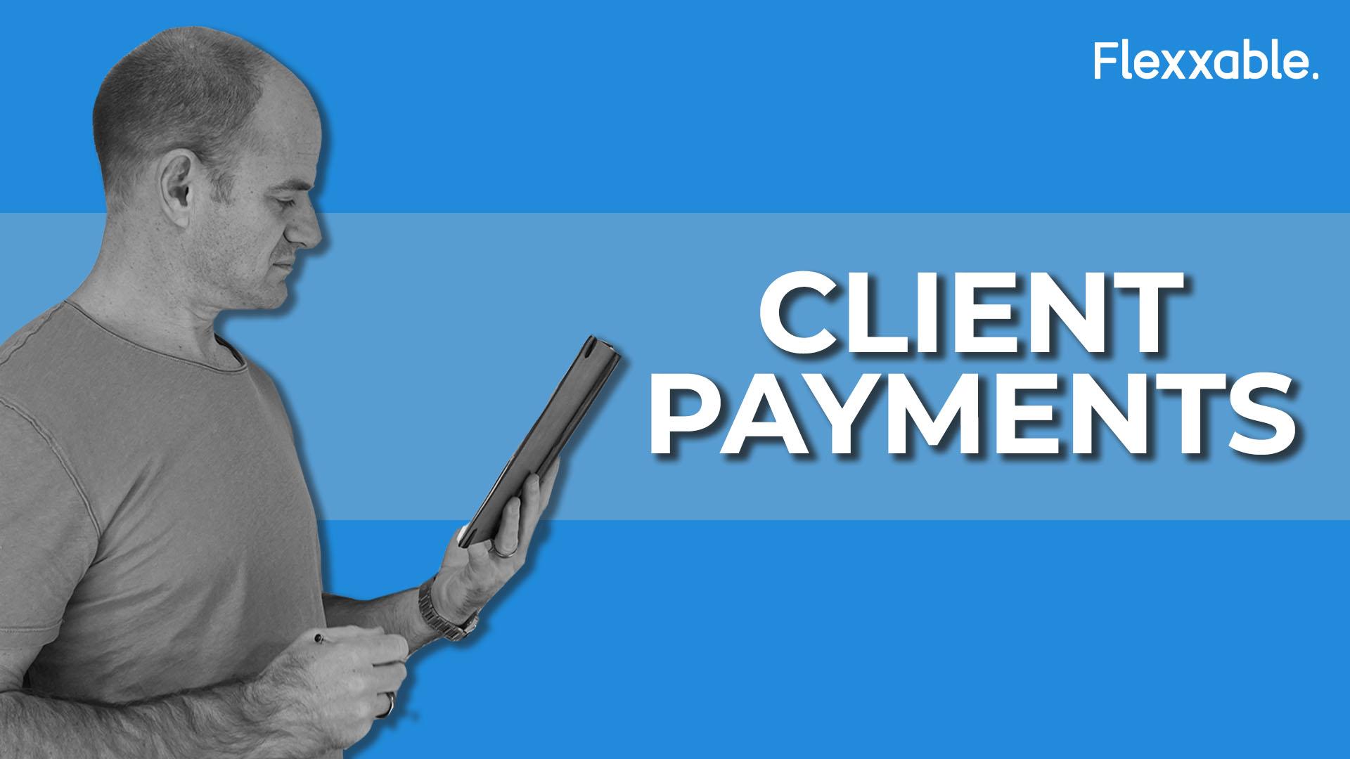 client payments
