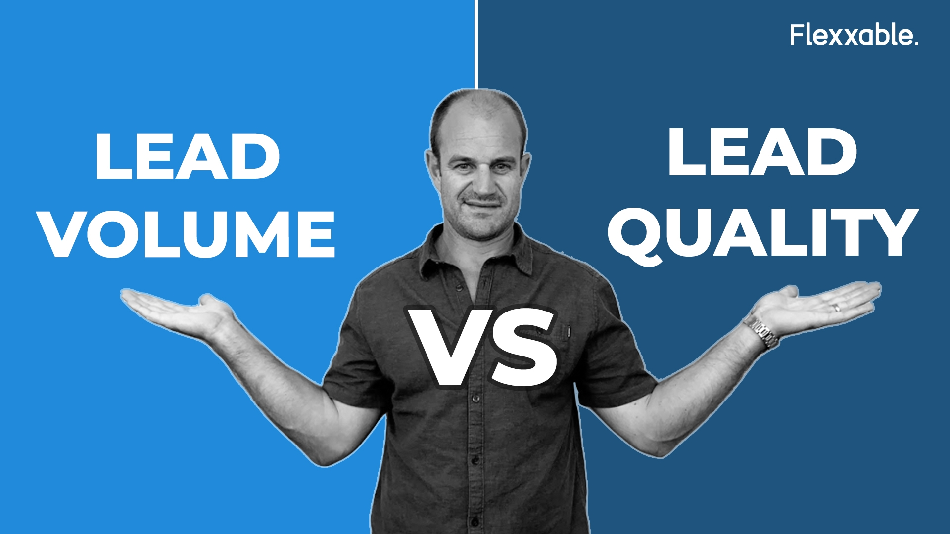 lead volume vs lead quality