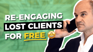 re-engage clients